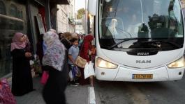 زيارة اهالي اسرى القدس