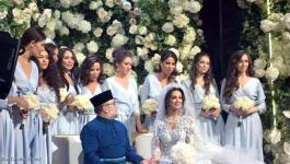 بعد زواج مثير للجدل.. ملك ماليزيا السابق يطلق زوجته بالثلاث