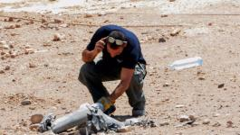 الاحتلال يعثر على صاروخ
