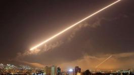 الدفاعات الجوية السورية تتصدى لعدوان إسرائيلي بالصواريخ على دمشق وحمص