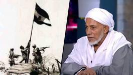 وفاة أول من رفع علم مصر فوق خط بارليف