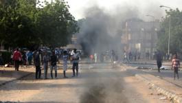 مواجهات السودان