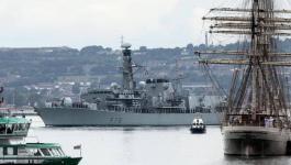 مدمرة بريطانية تبحر للخليج بهدف مرافقة ناقلات النفط
