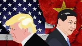 الحرب التجارية بين الصين وامريكا