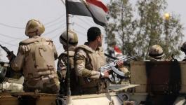 مقتل 11 مسلحا في تبادل اطلاق النار بالعريش