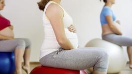 رياضة الحامل تُسهّل الولادة