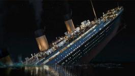 بالفيديو: من أعماق المحيط  صور مذهلة لسفينة