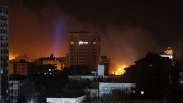 شاهد: شهيدان باستهداف إسرائيلي لمجموعة مقاومين جنوب غزّة