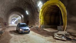 إسرائيل تنشئ أول مقبرة ذكية في نفق أسفل القدس