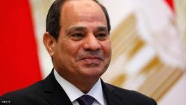 الرئيس المصري:  يعلق على إجراءات تمس
