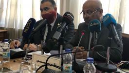 بالصور: اجتماع بالقاهرة يشجب حملة الاستهداف التي تتعرض لها