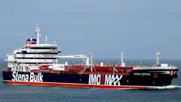 إيران تُفرج ناقلة النفط البريطانية بعد شهرين من احتجازها