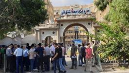 نقابة العاملين بالأزهر تُعلن تعليق الدوام الإداري والأكاديمي بالجامعة غداً