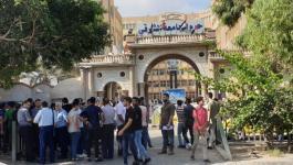 نقابة العاملين بالأزهر تُعقب على قرار محكمة غزّة ببطلان تمديد مهام الفرا كرئيس للجامعة