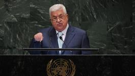 الرئيس: كافة الاتفاقيات الموقعة مع إسرائيل ستعتبر لاغية إنّ ضمت أراضي الضفة والأغوار