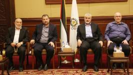 حماس تُعلن استعدادها لخوض الانتخابات العامة وتُطالب بمغادرة التسوية السياسية