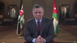 ملك الأردن: رفض