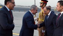 محمد اشتيه في القاهرة