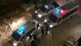 شاهد بالفيديو: اشتباكات مسلحة بين أجهزة السلطة ومسلحين في جنين