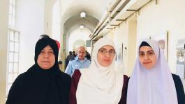 قرار بإبعاد 3 مبعدات عن باب السلسلة بالمسجد الأقصى
