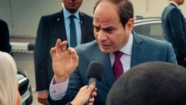 شاهد: السيسي يُؤكّد التزام مصر بحماية حقوقها المائية في نهر النيل