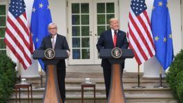 ترامب والاتحاد الاوروبي