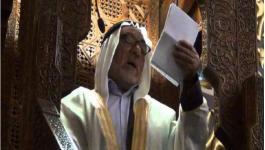 سلطات الاحتلال تبعد الشيخ نواهضة عن الأقصى ١١ يومًا