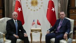 اردوغان وبنس