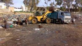 مكب النفايات