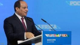 الرئيس المصري: أفريقيا منفتحة من أجل نقلة نوعية