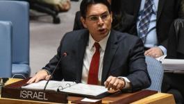 سفير إسرائيلي