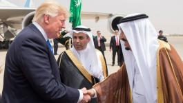 الكشف عن أسباب نشر قوات أمريكية في السعودية!!