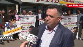 بالفيديو: نقيب الصحفيين يُطالب أجهزة الأمن في غزّة بالإفراج عن الصحفي الأغا