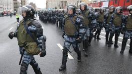 روسيا تعتقل 9 أشخاص بتهمة