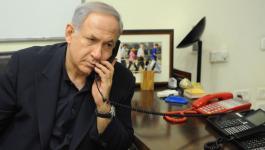 نتنياهو يُجري اتصالات بهيئة الأركان لبحث التصعيد في غزّة