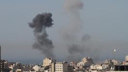 العبري يزعم.. لهذا السبب لن يتطور التصعيد في غزّة لحرب شاملة!
