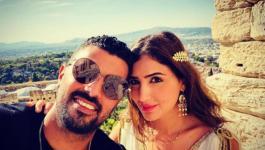 مي عمر و محمد سامي