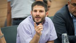 وزير المواصلات الإسرائيلي بتسلئيل سموتريتش