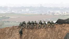 الاحتلال يُعلن تعزيز قواته على حدود غزة بعد اغتيال القيادي أبو العطا
