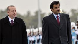 حمد وأردوغان
