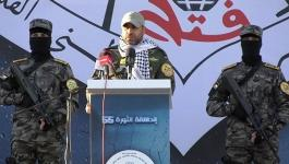 بالفيديو: قائد كتائب الأقصى يُطلق العنان لعناصر الضفة بالاشتباك المباشر مع الاحتلال