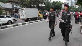 الشرطة الأندونيسية