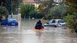 عاصفة فرنسا