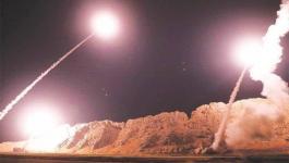 سقوط صاروخين على المنطقة الخضراء في بغداد.jpg
