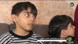 3 أشقاء من غزة يُعانون الفشل الكلوي