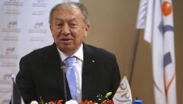 وزير الاقتصاد الوطني خالد العسيلي