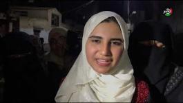 مشاعر فرحة لا تُوصف في استقبال الأسير المحرر علاء أبو جزر