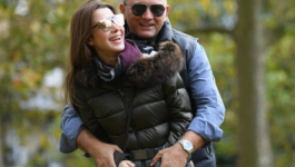 نانسي عجرم و زوجها