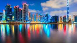 بالفيديو والصور: الإمارات تدخل