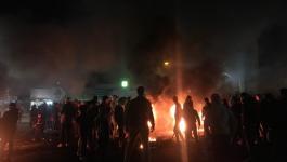 شاهد: مسيرات حاشدة في شوارع قطاع غزّة رفضاً لمؤامرة